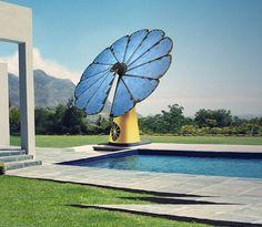 design performante et intelligente cette fleur r volutionne l nergie solaire nergie. Black Bedroom Furniture Sets. Home Design Ideas