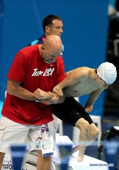 London Paralympics swimming event kicks off - People's Daily Online