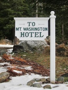 Over the holidays, we went to the Omni Mount Washington , for four nights. I had no idea what to expect, and since it was a really long dri. Mount Washington New Hampshire, Moving To Florida, Rhode Island, Where To Go, New England, Places Ive Been, Sweet Home, Fall, Winter