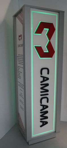 3d Letters, Visual Merchandising, Windows, Signage, LED, CAMICAMA