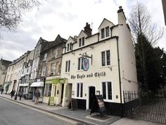 The Eagle and Child | Visit Britain