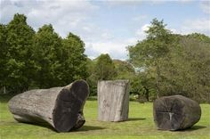 David Nash at Kew Gardens, Seven magazine review - Telegraph