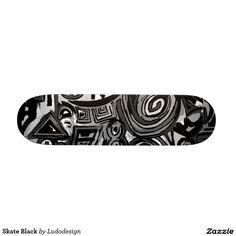 Skate Black Monopatines