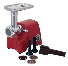 TSM Products 60201 No. 8 Electric Meat Grinder * To view further for this item, visit the image link.