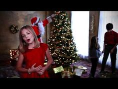 JACKI EVANCHO- The First Noel.  She is such a beautiful singer,for such a 'lil gal.  Wow.