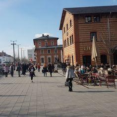 Alex city atmosphere Pasing  #munich#germany#deutschland#europe#bluesky#beautiful#architecture#travel#travelgram#instatravel#travelphotography#eurotrip#view#travelgram#travelstory#pasing#alex