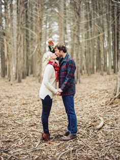 Winter engagement ideas ~ Michele Beckwith