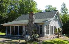 Residential : home on 197 acres with 2 glacial lakes