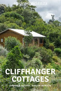 Cliffhanger cottages near Knysna on the Garden Route South Africa Knysna, Wildlife Safari, Slow Travel, Back Road, Paragliding, Africa Travel, Hiking Trails, Travel Around, Beautiful Landscapes