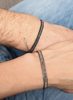 shop: Couples bracelet Valentines day gift for him and her matching couple bracelets Morse code bracelet set of personalized bracelets girlfriend Excited to share this item from my Personalized Anniversary Gifts, Anniversary Gifts For Him, Anniversary Boyfriend, Boyfriend Birthday, Creative Gifts For Boyfriend, Boyfriend Gifts, Boyfriend Girlfriend, Morse Code Bracelet, Bracelet Set