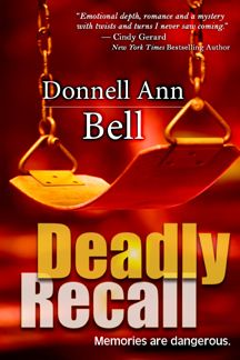 My second release Deadly Recall which takes place in Albuquerque, New Mexico