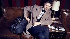 Great coat  facebook.com/GentlemanF