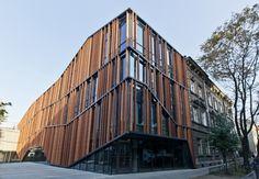 Building of the Year 2012, Cultural: Małopolska Garden of Arts / Ingarden &…