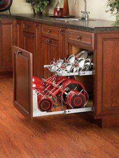 kitchen organization, idea, dream, cookwar organ, kitchen dining, cabinet, hous, organizers, home kitchens