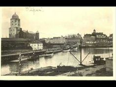 Viipuri is ancient Finnish town founded in Castle is as old as the town is. Numerous of wars has been around Viipuri, the port of east and west. Paris Skyline, New York Skyline, Central Asia, Finland, Old Pictures, Taj Mahal, Castle, Travel, Lost
