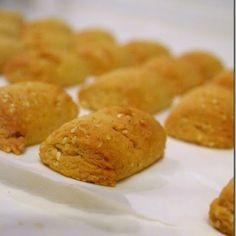 Syntages...apo spiti: Νηστίσιμα μπισκότα πορτοκαλιού με σταγόνες σοκολάτας