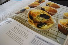 With a fresh punnet of blueberries in the fridge and a love for muffins, it was time to try a delicious baking recipe. Previous attempts at...