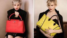 Полная версия рекламной кампании Louis Vuitton с Мишель Уильямс