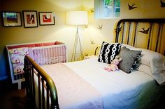 Good Questions: Do Combo Nursery/Guest Rooms Work?