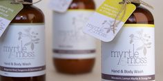 Myrtle & Moss is a new luxury plant-based skincare range based in Melbourne