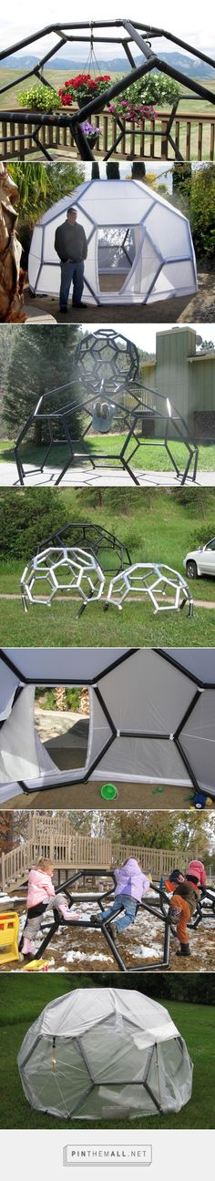 Welcome to Your Own Dome. The place for Geodesic Domes and Spheres. | Your Own Dome