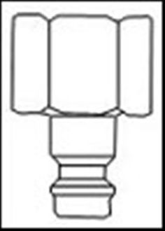 Adaptor-Female
