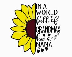 In a world full of roses, be a sunflower SVG Cut file SVG Files are not allowed to be digitally resold in any format. ===All Digital Files are NON-REFUNDABLE=== Silhouette Cameo Projects, Silhouette Design, Vinyl Crafts, Vinyl Projects, Calligraphy Quotes, Cricut Creations, Vinyl Designs, Svg Cuts, Cricut Design