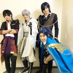 Stage Play, Touken Ranbu, Samurai, Musicals, Fandoms, Cosplay, Actors, Kent, Naruto