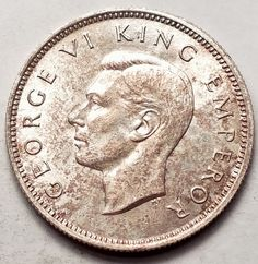 Amazon.com : NEW ZEALAND 1941 SHILLING CHOICE UNC...FOREIGN COIN : Everything Else