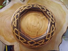 "A celtic 8"" plate"