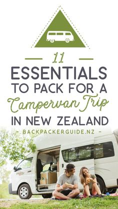 holiday trip What to pack for a New Zealand Campervan road trip? There are a few essentials to add to your campervan road trip packing list that you might have not thought about. We list Road Trip Packing List, Road Trip Essentials, Travel Packing, Packing For New Zealand, New Zealand Travel Guide, Travel Guides, Travel Tips, Budget Travel, Travel Destinations