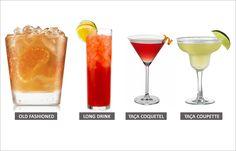 Na hora de montar uma mesa bonita, os copos e taças fazem toda a diferença. Mas é preciso conhecer bem os tipos de taças e copos ideais para cada bebida!