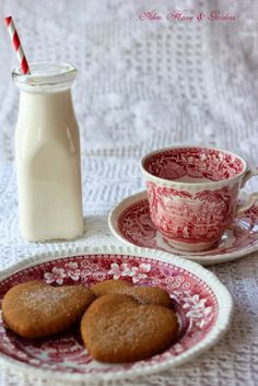 Aiken House & Gardens: Milk & Cookies