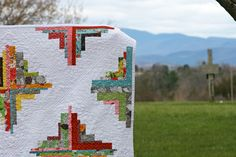 Converging Corners - this the next quilt I am going to do - I am in love with this pattern