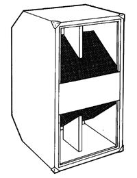 Folded+Horn+Subwoofer+Box+Design