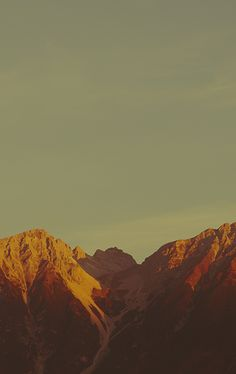 Vintage Mountains   Photography by schwebewesen photography #mountains #austria #beautiful #meditation #wallpaper #vintage #nature #landscape #colourful #abstract #graphical #alps #alpine #hiking