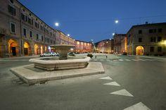 San Severino Marche. Piazza del Popolo