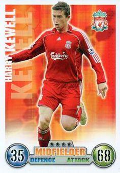 2007-08 Topps Premier League Match Attax #150 Harry Kewell Front