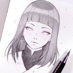 Marvelous Learn To Draw Manga Ideas. Exquisite Learn To Draw Manga Ideas. Anime Drawings Sketches, Naruto Drawings, Pencil Art Drawings, Anime Sketch, Manga Drawing, Manga Art, Cute Drawings, Anime Art, Anime Kiss