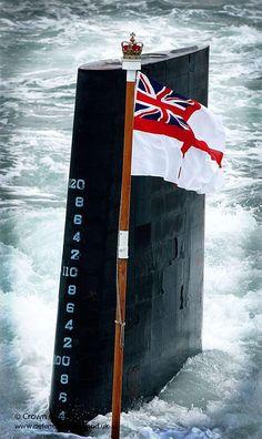 HMS Trafalgar, Trafalgar Class Attack Submarine by Defence Images, via Flickr