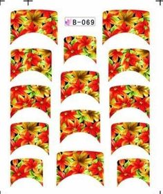 Nails - NAIL ART - WATER TRANSFER - TIPS - FLOWERS for sale in Virginia (ID:219067519)