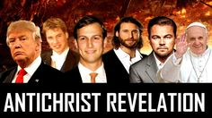 URGENT! ANTICHRIST OF THE END OF THE WORLD! PRINCE WILLIAM, JARED KUSHNE...