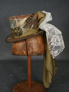 d5309fe2306 Tall Toad Original Hats · Hand made Mini top hats or riding hats good for  many historical periods and steampunk costumes