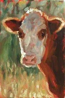 I don't know why... but I want a cow painting so bad I can't stand it!! www.facebook.com/LFFdesigns