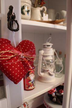 by Savanna Home and Kids handmade: Chegando o natal no Atelier/Ateliê