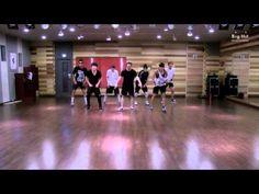 방탄소년단 We Are Bulletproof Pt.2 dance practice - YouTube