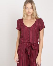 off Ladies Tops and Bottoms at Zando at great prices - available in a range of sizes. Shop for over 692 off Ladies Tops and Bottoms products. One Day Only, Shirt Blouses, Shirts, Stripe Top, Billabong, Berry, Rompers, Lady, Shopping