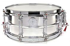 Dunnett Classic 2N Modeling Aluminum Snare Drum 14x6.5