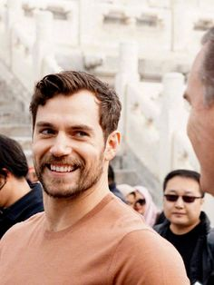 Henry Cavill sightseeing in Beijing, China |Justice League Press Tour October 27, 2017