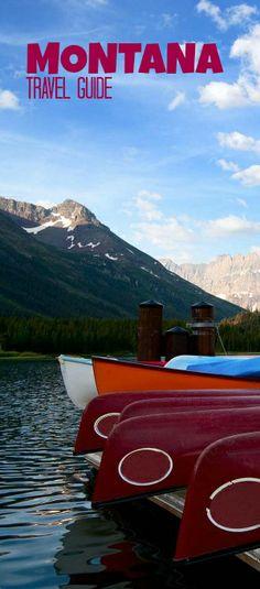 Have a Montana Summer at the Glacier National Park    glaciermt.com